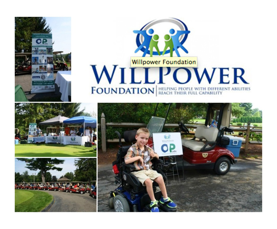 Annual WillPower Foundation Golf Tournament